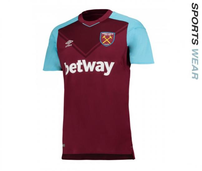 2694b94f38c SKU Number 77-512U. Umbro West Ham United 2017/18 Home Shirt 77512U