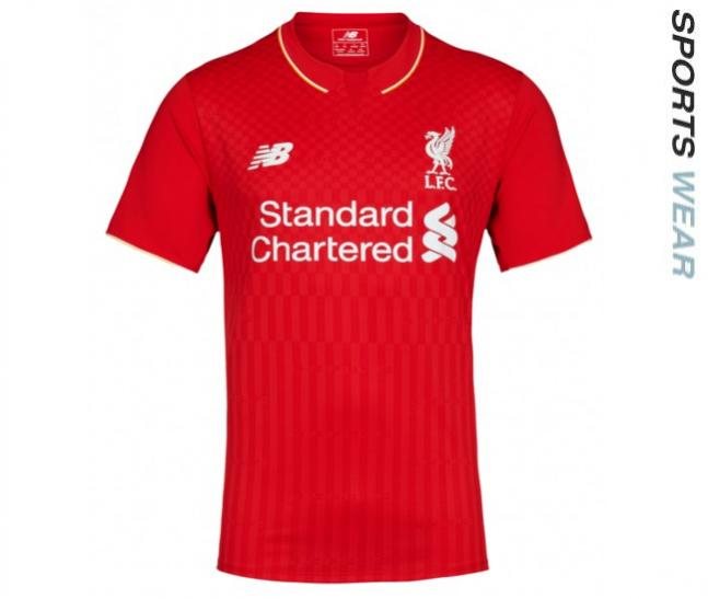 New Balance Liverpool Youth Home Shirt - WSTJ542