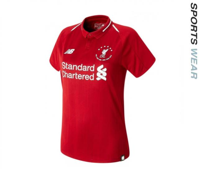 New Balance Liverpool 6 Times Signature Limited Edition Women Shirt