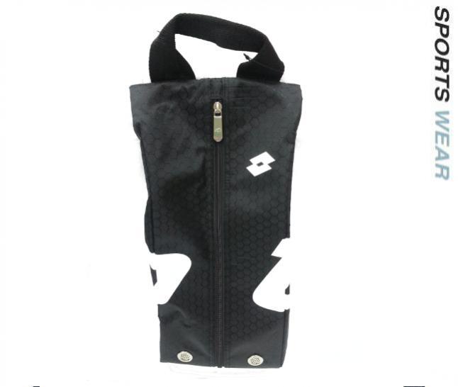 99e24bde4ee0b4 SKU Number BS0002-L0046. Lotto Shoe Bag Acura -Black ...